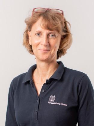Porträtfoto von Frau Tina Schuldt