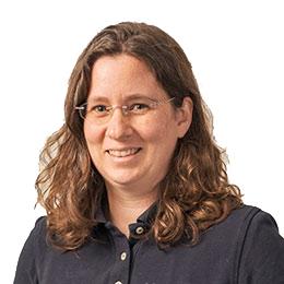 Porträtfoto von Frau Maria Huismann-Sohr