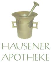 Logo der Hausener Apotheke OHG