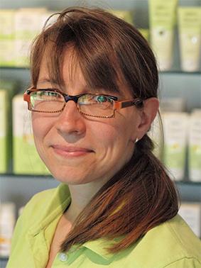 Porträtfoto von Katharina Stalgies