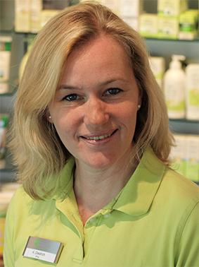 Porträtfoto von Katrin Diedrich