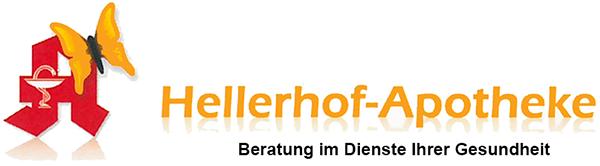 Logo der Hellerhof-Apotheke