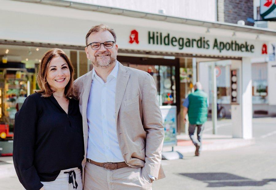 Team der Hildegardis-Apotheke