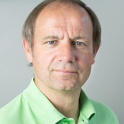 Porträtfoto von Bernward Plaschke