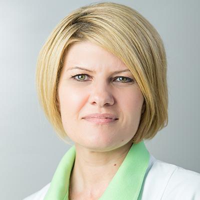 Porträtfoto von Irina Franz