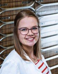 Porträtfoto von Alina Wehberg