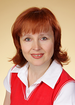 Porträtfoto von Elena Palatnik