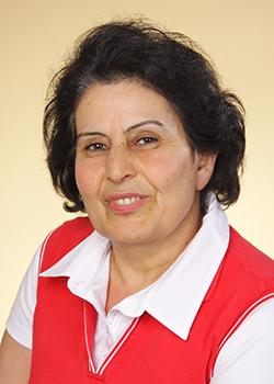 Porträtfoto von Parascevi Sarafidou