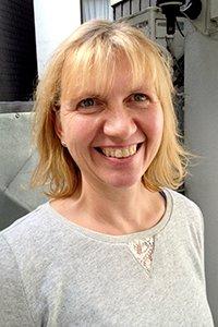 Porträtfoto von Heike Mittelmann