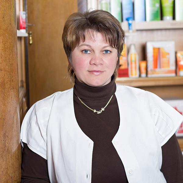 Porträtfoto von Tatjana Bezborodov