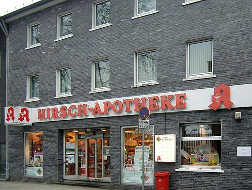 Team der Hirsch Apotheke