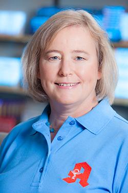Porträtfoto von Susanne Jürgens