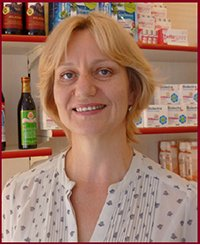 Porträtfoto von Lilia Martens