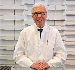 Porträtfoto von Dr. Hermann Liekfeld