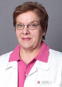 Porträtfoto von Anneliese Drewes