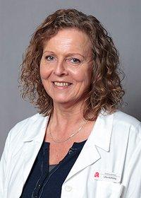 Porträtfoto von Ulla Mecklenburg