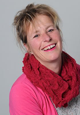 Porträtfoto von Elke Koch