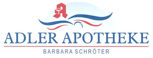 Logo der Adler-Apotheke Kernen