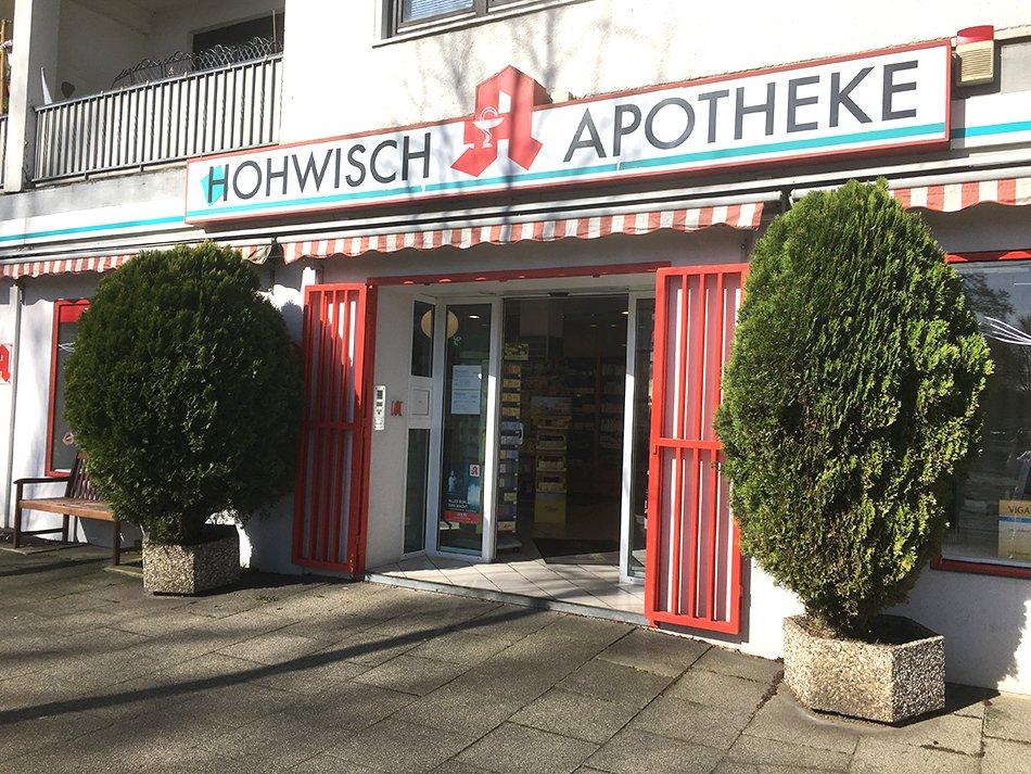 hohwisch-apotheke in 28205 bremen