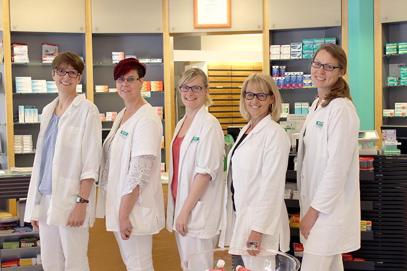 unser team | hohwisch-apotheke in 28205 bremen