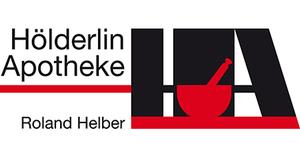 Logo der Hölderlin-Apotheke Mundelsheim