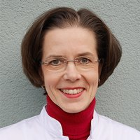 Porträtfoto von Frau Wiesenewsky