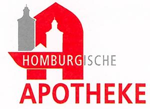 Logo der Homburgische Apotheke