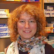 Porträtfoto von Florence Rüppel