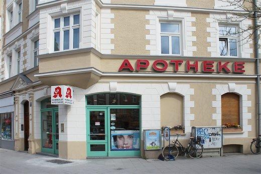 Humboldtstr München humboldt apotheke in 81543 münchen