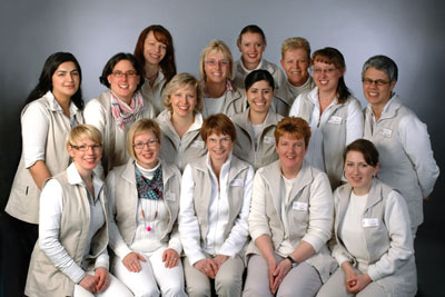 Team der Hummel-Apotheke