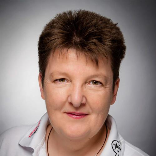 Porträtfoto von Frau Klaus