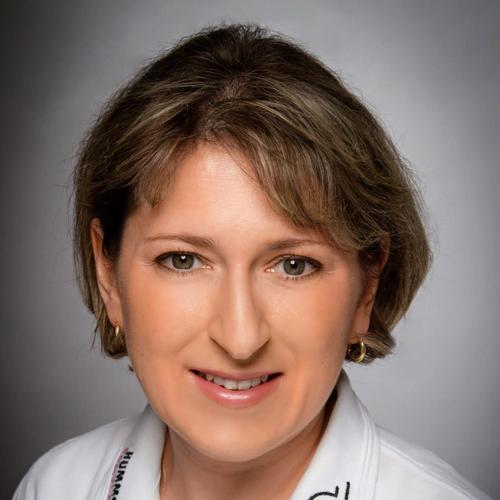 Porträtfoto von Frau Scherf