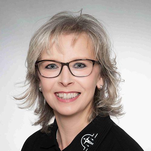 Porträtfoto von Frau Rasch