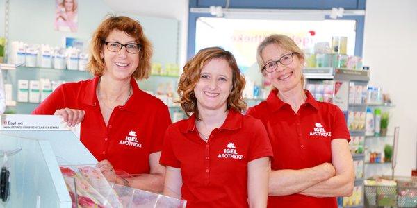 Team der Igel-Apotheke