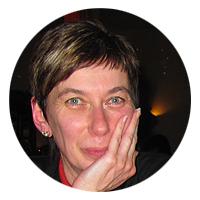 Porträtfoto von Petra Bavendam