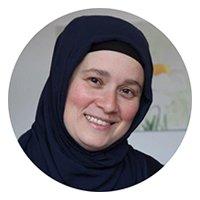 Porträtfoto von Sibel Göngör