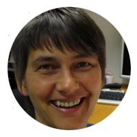 Porträtfoto von Ulrike Rudolph