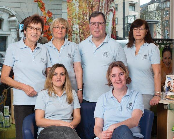 Team der Janus-Apotheke