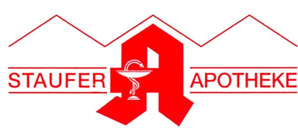 Logo der Staufer Apotheke