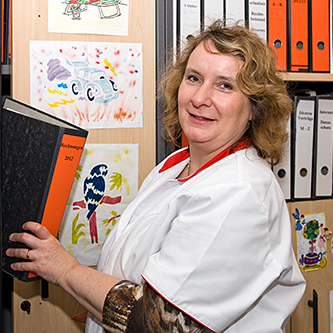 Porträtfoto von Martina Koch