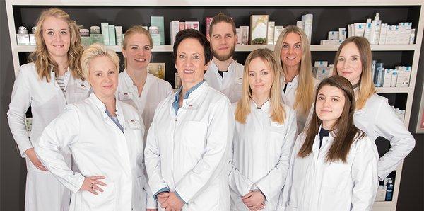 Team der Licht-Apotheke Gerresheim