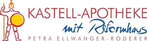 Logo der Kastell-Apotheke