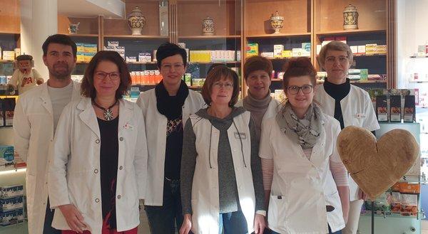 Team der Katharinen-Apotheke