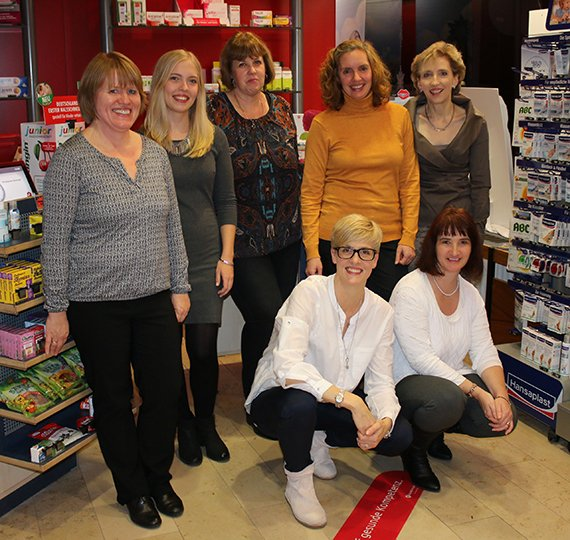 Team der Ketteler-Apotheke