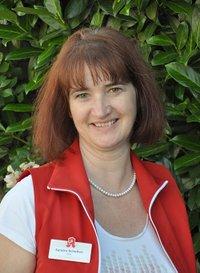 Porträtfoto von Sandra Scholten