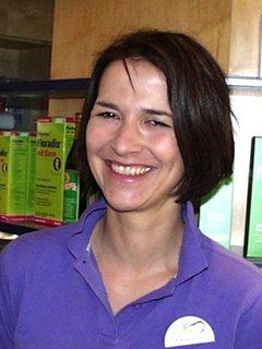 Porträtfoto von Dr. Melanie Gaub