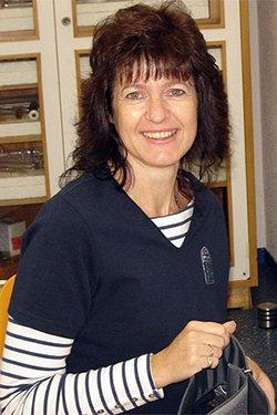 Porträtfoto von Renate Damaschke