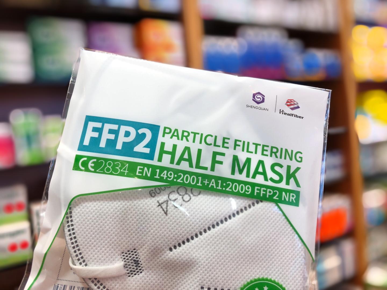 Unsere FFP2-Masken