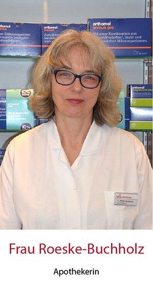 Porträtfoto von Frau Roeske Buchholz