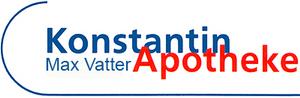 Logo der Konstantin Apotheke